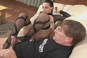 Natasha Nice Gets All Of Her Holes Fucked