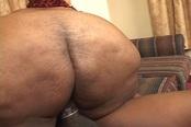 Fat Booty Chubby Black Babe Boned