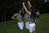 Hot as Fuck Soccer Trannies Gang Bang Referee!