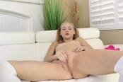 A Sexy Blonde Girl Gets Herself Some Big Black Dick